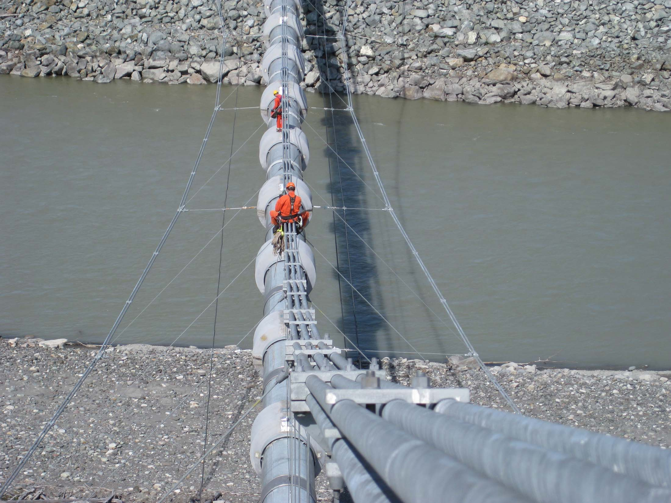 Pipeline span Inspection
